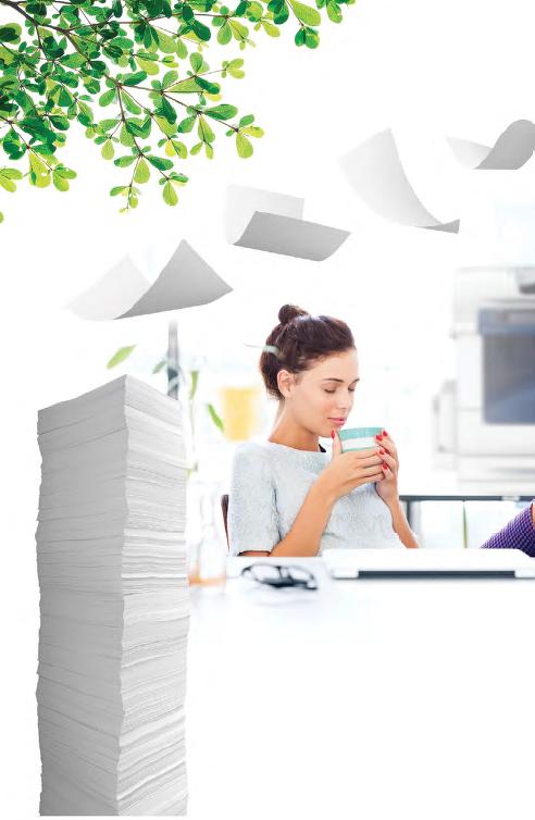 Konica Minolta Offer Paper Inclusive