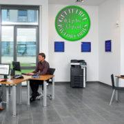 Colour Copier Lease Rental Offer Konica Minolta Bizhub C360 DF-617 Office 365 Special