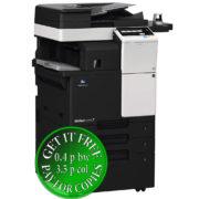 Colour Copier Lease Rental Offer Konica Minolta Bizhub C227 DF 628 FS 533 PC 414 WT 506 AU 102 Left