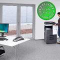 Colour Copier Lease Rental Offer Konica Minolta Bizhub C227 Office