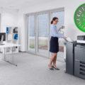 Colour Copier Lease Rental Offer Konica Minolta Bizhub C227 Office 365