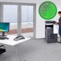 Colour Copier Lease Rental Offer Konica Minolta Bizhub C287 Office