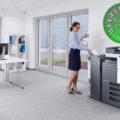 Colour Copier Lease Rental Offer Konica Minolta Bizhub C287 Office 365