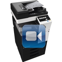 Konica Minolta Bizhub C287 Video Training