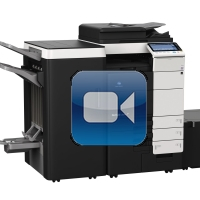 Konica Minolta Bizhub C654e Video Training
