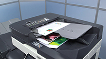 Bizhub C308 Training Scanning Sending Faxing