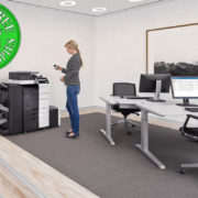 Colour Copier Lease Rental Offer Konica Minolta Bizhub C558 Office