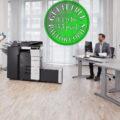 Colour Copier Lease Rental Offer Konica Minolta Bizhub C558 Office 365