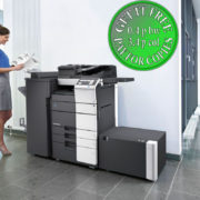 Colour Copier Lease Rental Offer Konica Minolta Bizhub C658 Office 365