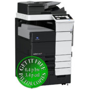 Colour Copier Lease Rental Offer Konica Minolta Bizhub C659 OT 508 Left