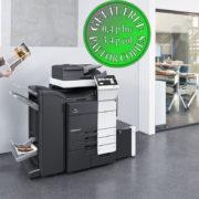 Colour Copier Lease Rental Offer Konica Minolta Bizhub C659 Office