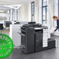 Colour Copier Lease Rental Offer Konica Minolta Bizhub C659 Office 365
