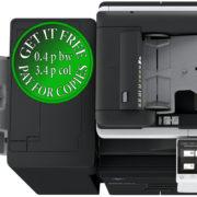 Colour Copier Lease Rental Offer Konica Minolta Bizhub C659 RU 515 FS 537SD Top