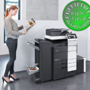 Colour Copier Lease Rental Offer Konica Minolta Bizhub C759 Office
