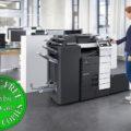 Colour Copier Lease Rental Offer Konica Minolta Bizhub C759 Office 365