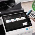 Colour Copier Lease Rental Offer Konica Minolta Bizhub C759 Office Mobile Control