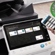 Colour Copier Lease Rental Offer Konica Minolta Bizhub C759 Office Mobile Control