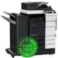 Colour Copier Lease Rental Offer Konica Minolta Bizhub C759 RU 515 FS 536 Left