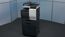 Konica Minolta Bizhub C3851FS Training Introduction