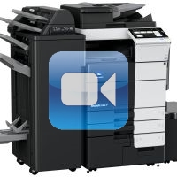 Konica Minolta Bizhub C659 Video Training