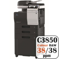 Colour Copier Lease Rental Offer Konica Minolta Bizhub C3850 38 ppm